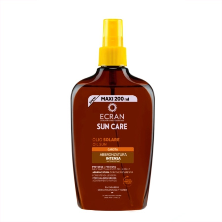 Ecran sun oil spray SPF 2 200ml