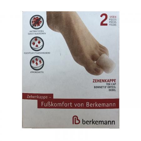 Berkemann 8134 Teenkappen maat M (2 stuks) 2