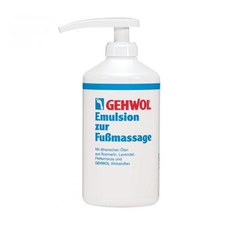 Gehwol emulsie 500 ml + pomp
