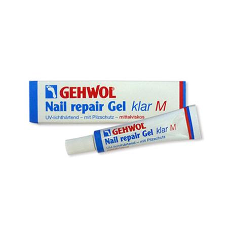 Gehwol nail repair gel klar M 12 ml