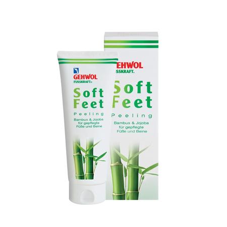Gehwol soft feet peeling 125 ml