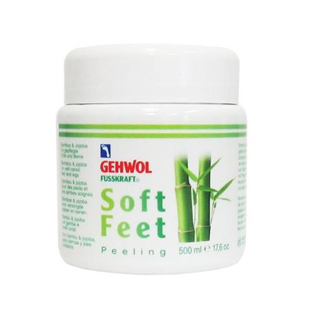 Gehwol soft feet peeling 500 ml