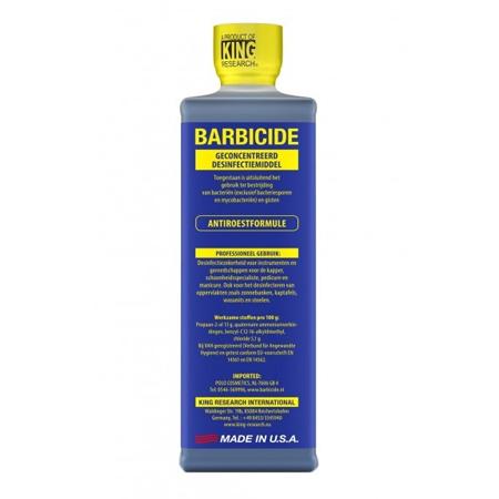 Barbicide desinfectie 473 ml