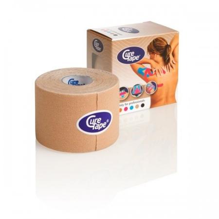 Cure Tape 500 x 5 cm Beige