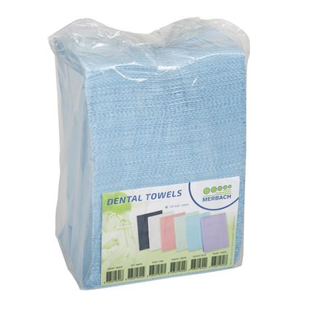 Dental Towels 500 stuks blauw