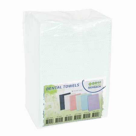 Dental Towels 500 stuks wit
