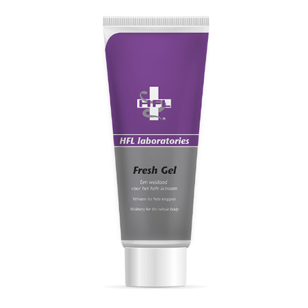 Hfl Fresh Gel 250 ml_pedicuregroothandel_pedimed
