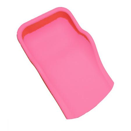 Opvangschaal flexibel Roze