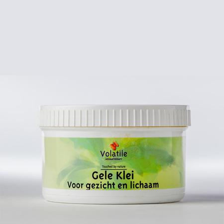 Volatile Gele klei, poeder 150 gram