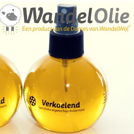 WandelWol olie (verkoelend) 150 ml