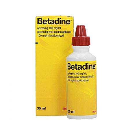 Betadinejodium 30 ml