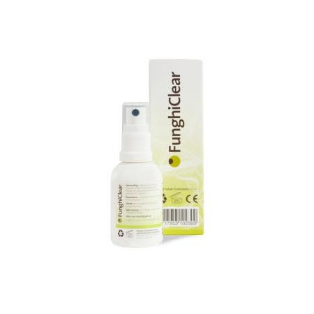 FunghiClear spray tegen voet -en nagelschimmels 50 ml