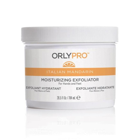 Orly Moisturizing exfoliator for hands and feet 784 ml