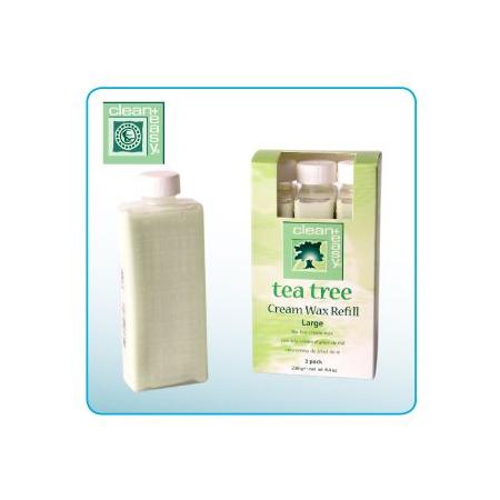 Clean & easy Harsrefill tea tree large