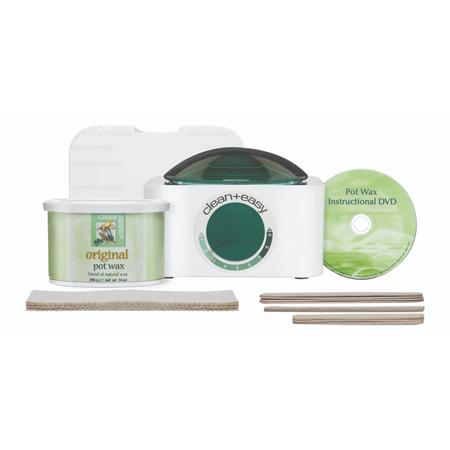 Clean & easy Pot waxer starterskit