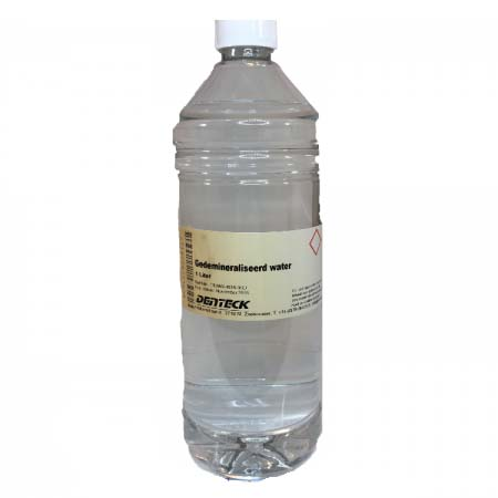 Gedemineraliseerd water 1000 ml