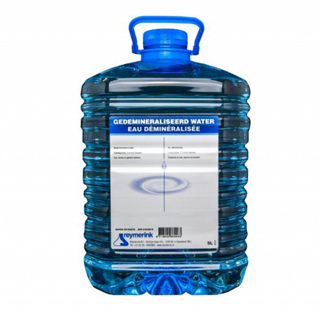 Gedemineraliseerd water 5000 ml