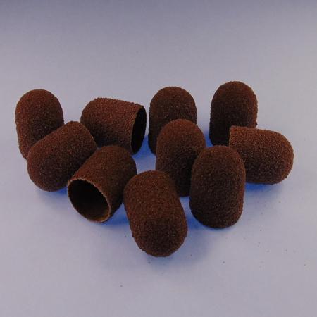 Slijpkappen 13 mm rond (10 stuks)