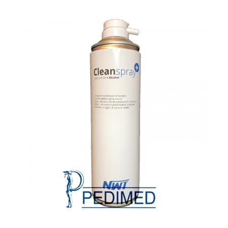 Aquatronic Cleanspray + alcohol
