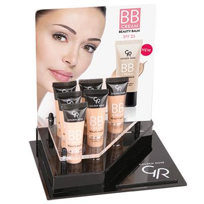 GR BB Cream Beauty Balm display
