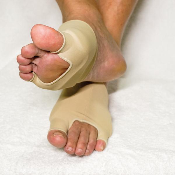 Pedisil Gel Sok, Hallux Valgus, bunion(ette), bal voet2