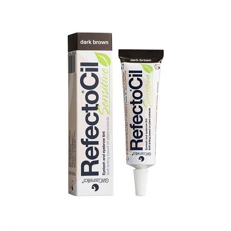 Refectocil Sensitive Wimperverf donker bruin 15 ml