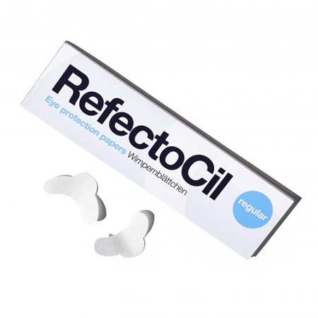 Refectocil wimperverfblaadjes