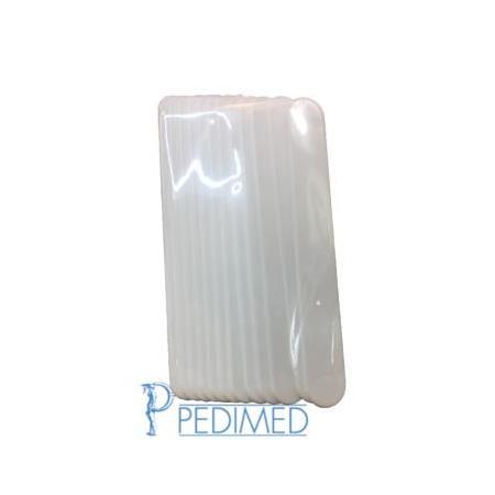 Sibel Creme spatel wit (15 cm) per 12 stuks