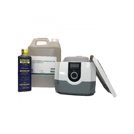 Ultrasonic set 1400ml + 5 L Ged
