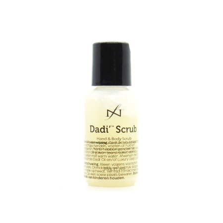Dadi Scrub 28 gram_beauty_pedicure_groothandel_pedimed