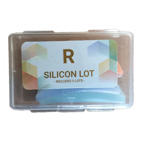 Neicha Silicon Lot Eyepatch (rechts)