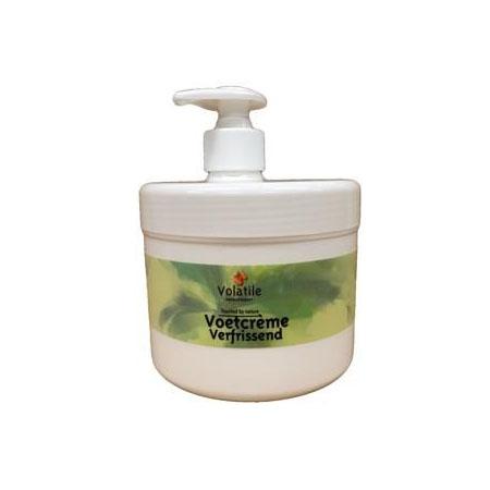 Volatile Voetcreme verfrissend 500 ml (pomp)