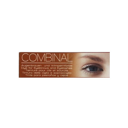 Combinal wimperverf lichtbruin 15 ml