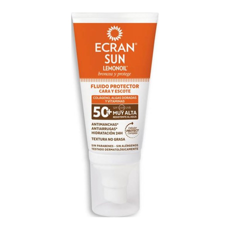 Ecran 24H Gezichtscreme SPF 50 50 ml