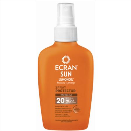 Ecran sun milk SPF 20 100 ml (spray)