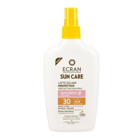 Ecran sun milk sensitive SPF 30 200ml