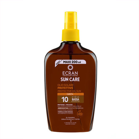 Ecran sun oil spray SPF 10 200ml