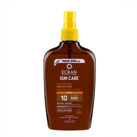 Ecran sun oil spray SPF 10 200ml