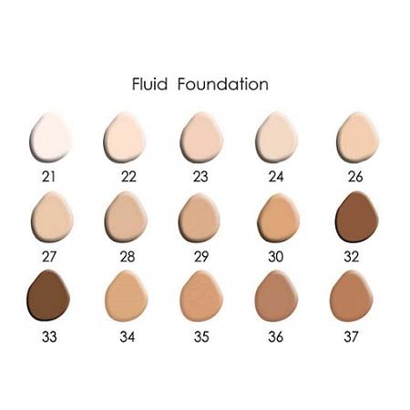 GR Fluid foundation