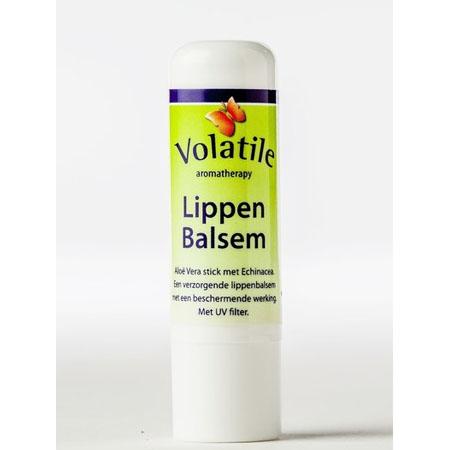 Volatile Aloe vera lip balsem 5 gram