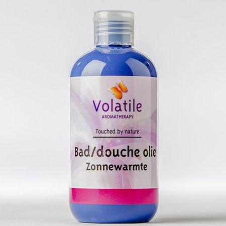 Volatile Bad douche olie zonnewarmte (mandarijn) 250 ml