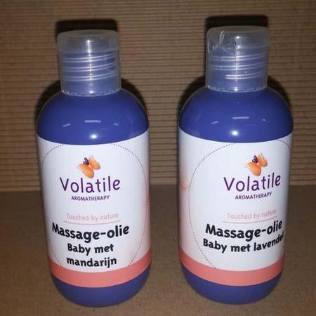 Volatile Massage-Olie Mandarijn (Zwanger) 150 ml