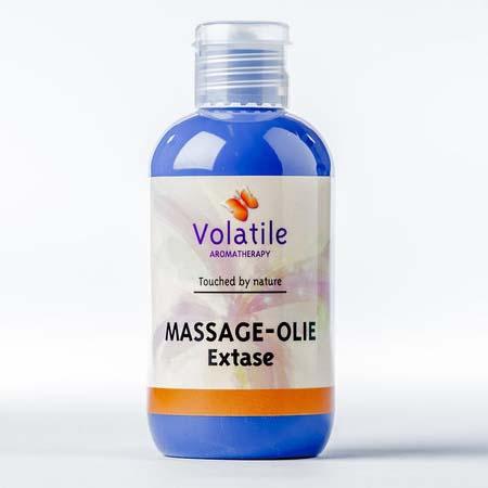 Volatile Massage-olie extase (met vanille) 100 ml
