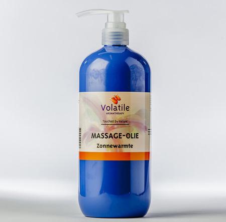Volatile Massage-olie zonnewarmte (met mandarijn) 1000 ml