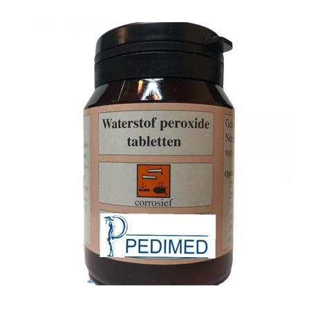 Waterstof tabletten per potje (70 stuks)