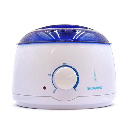 Wax Heater met pot 500 ml (Sibel)