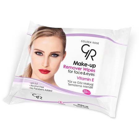 GR Cleansing wipes (make-up doekjes)