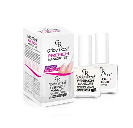 GR French manicure kit 3 in 1
