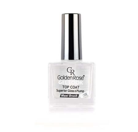 GR Nagellak gel look top coat