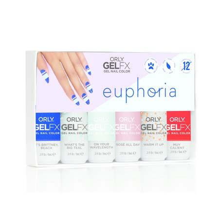 Orly gel fx Euphoria 6 stuks 9 ml